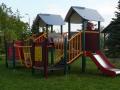 Строительство детских площадок